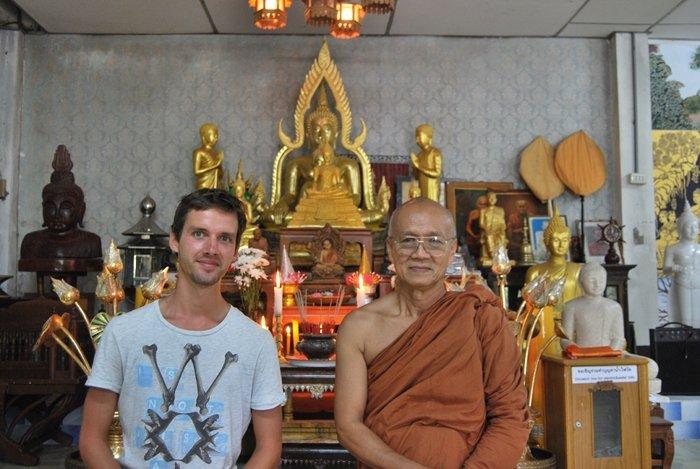 Świątynia Wat Pa Saeng Tham