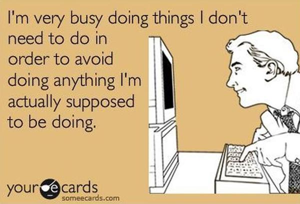 Jak radzić sobie zprokrastynacją