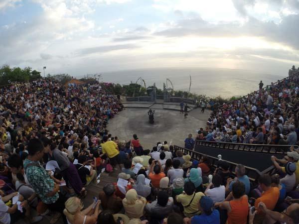 Duchowe ikulturalne centrum Bali - Ubud