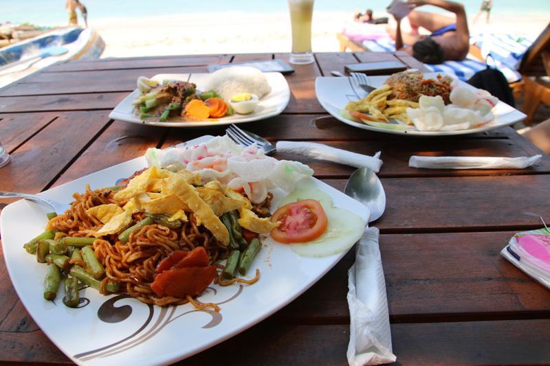 Kuchnia azjatycka naBali