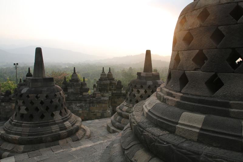 Rozmowy zmieszkańcami Bali