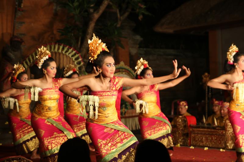 Brazylijski taniec wIndonezji