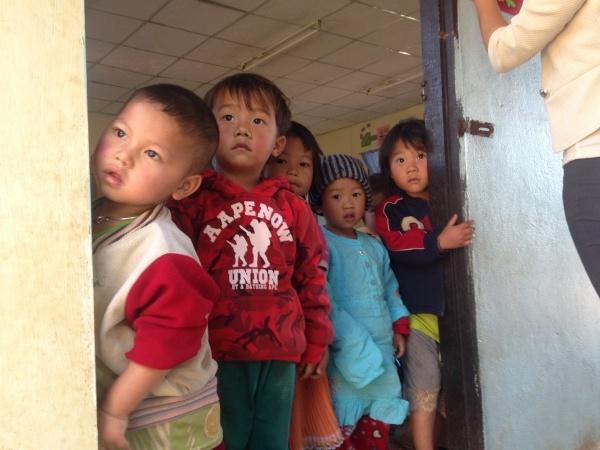 Tajlandia dzieci