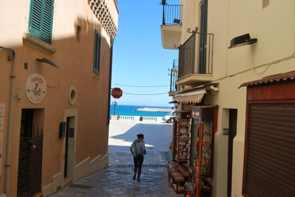 Otranto, nadmorskie miasteczko wrejonie Puglia
