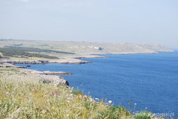 Kamieniste wybrzeże weWłoszech