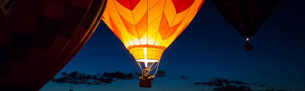 Rozwój osobisty jak lot balonem
