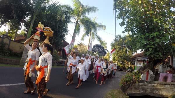 Centrum Bali - miasteczko Ubud
