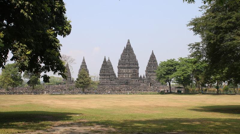Świątynia buddyjska wIndonezji